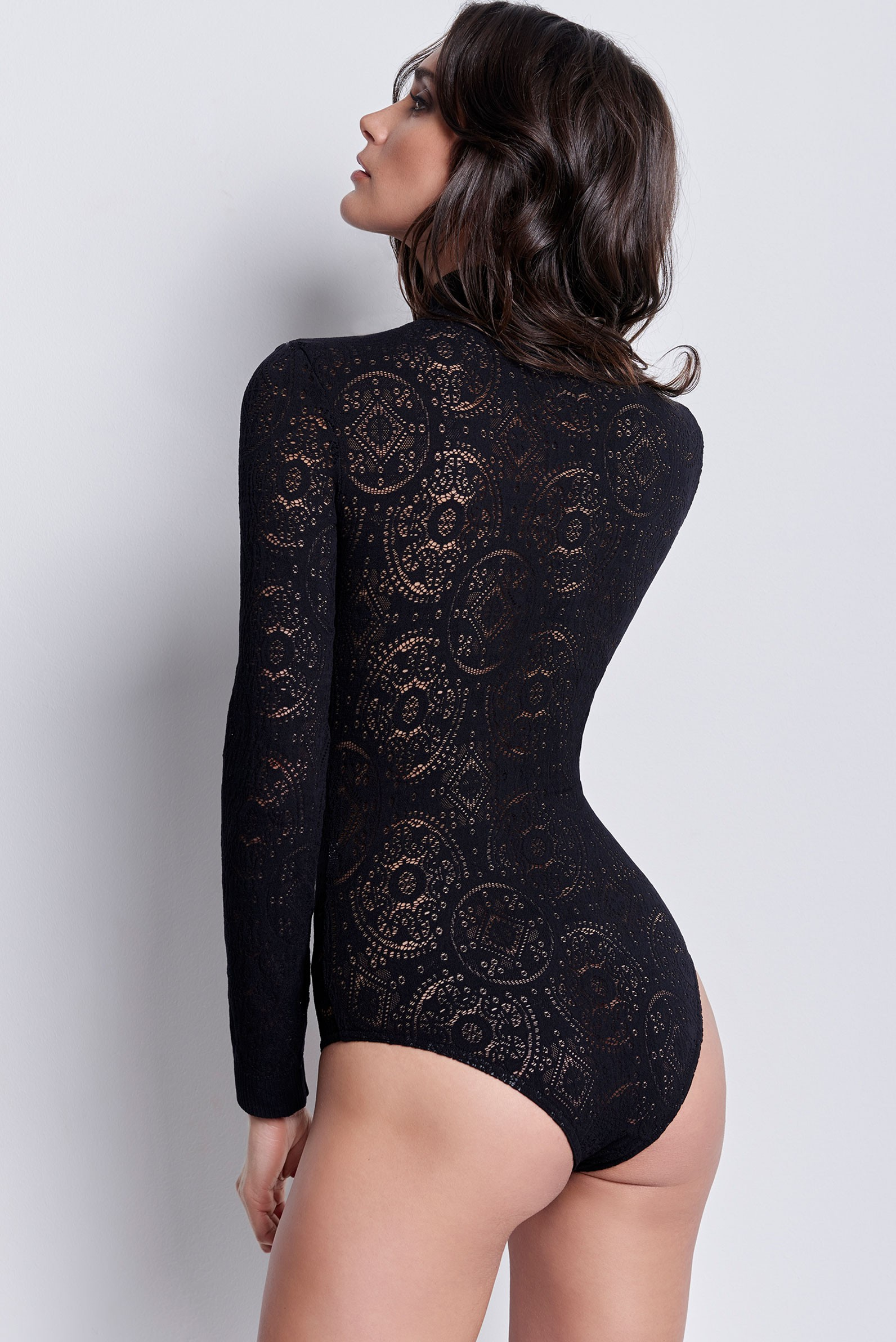 Body In Lace