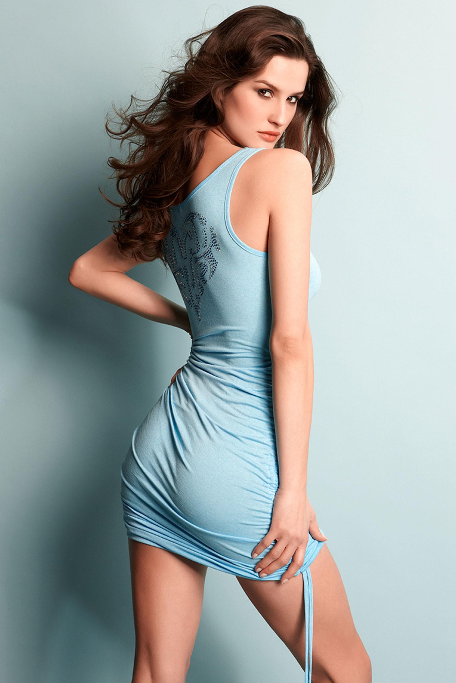 Tank Top Dress - Anti-flirt
