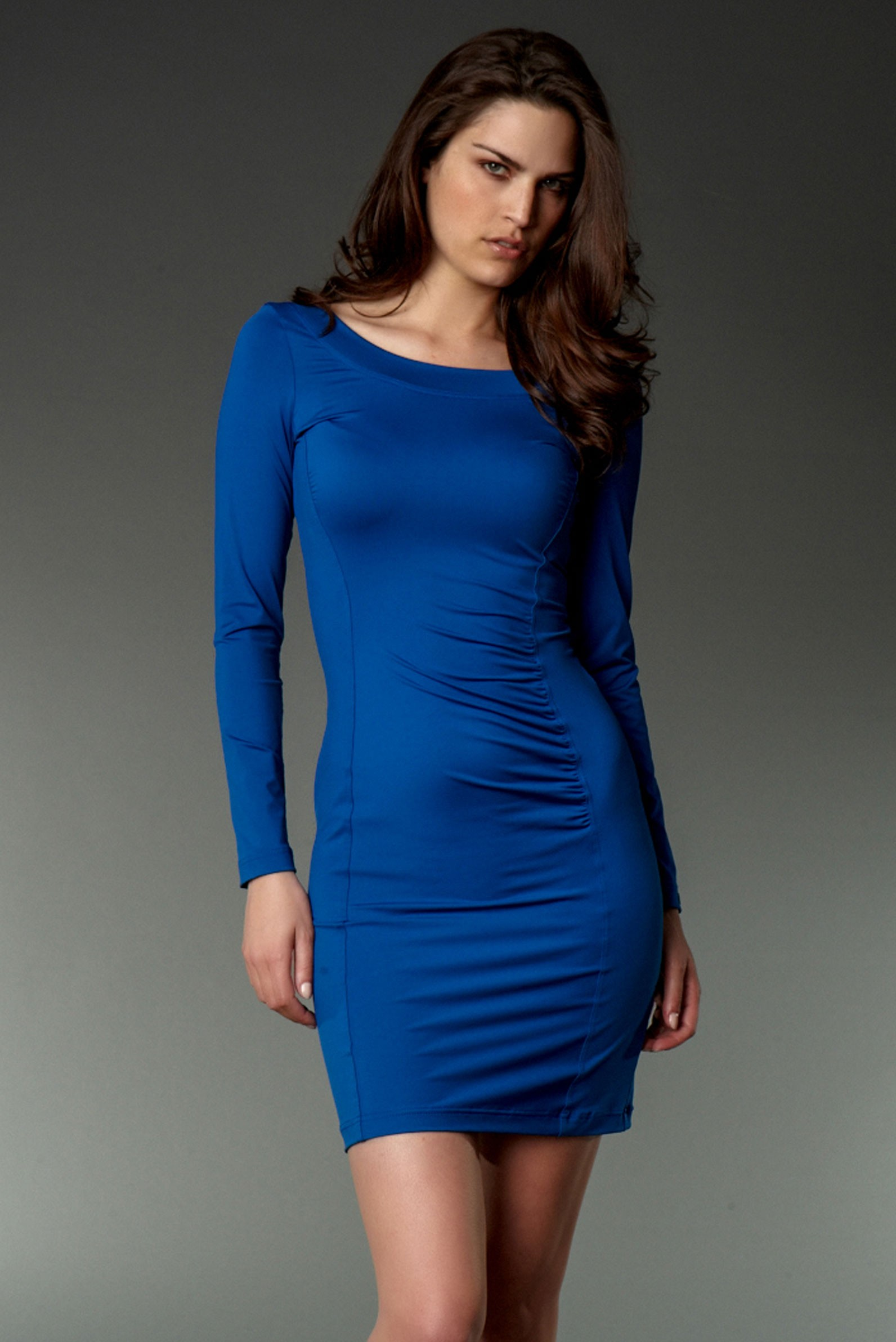 Jersey Dress Anti Flirt