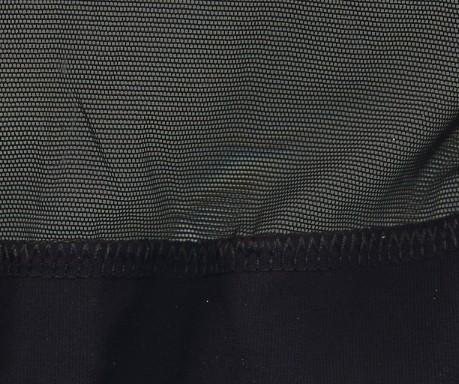 H13 Jersey Tulle Noir