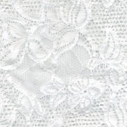 Dentelle E14 Blanc